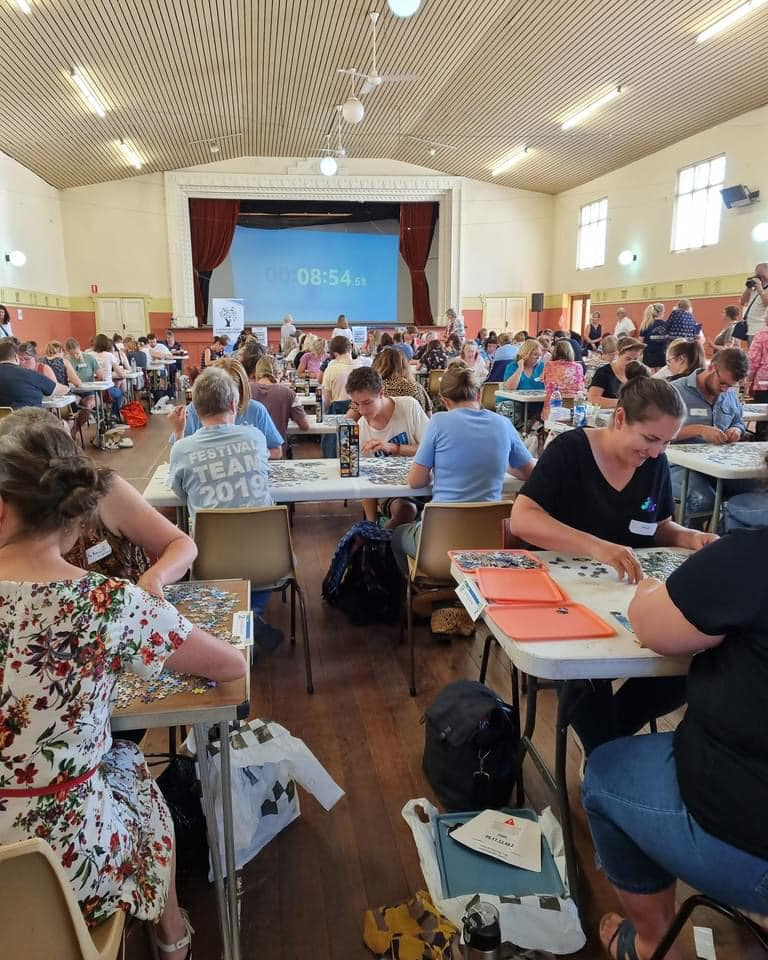 WA State Jigsaw Puzzle Competition 2021