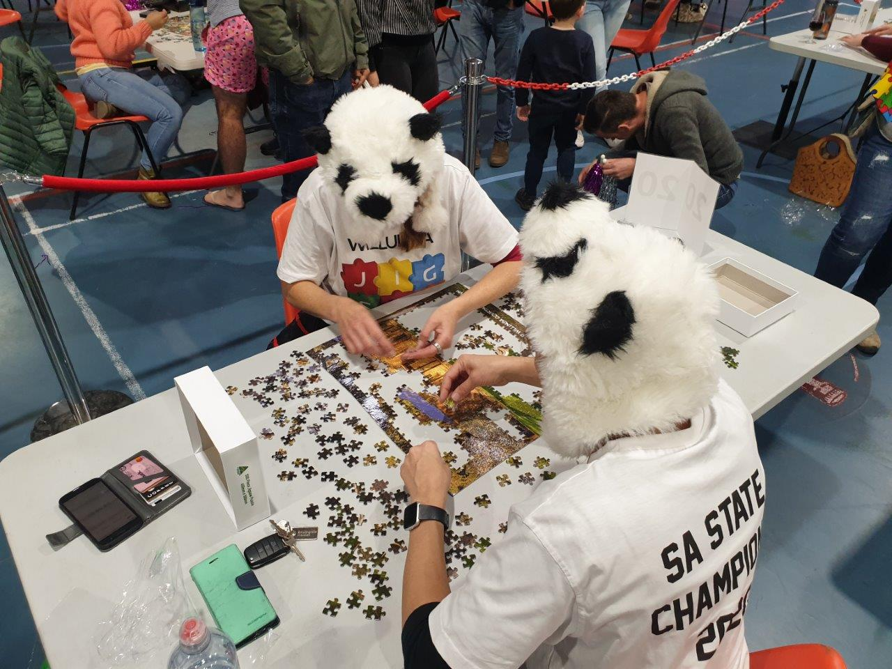SA State Jigsaw Puzzle Competition 2021